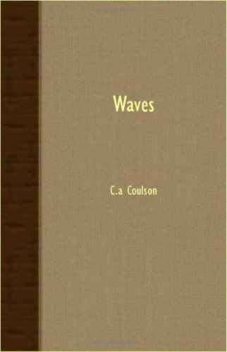Large book cover: Waves