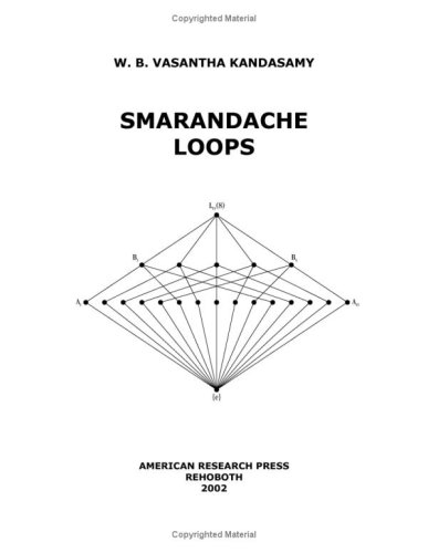 Large book cover: Smarandache Loops
