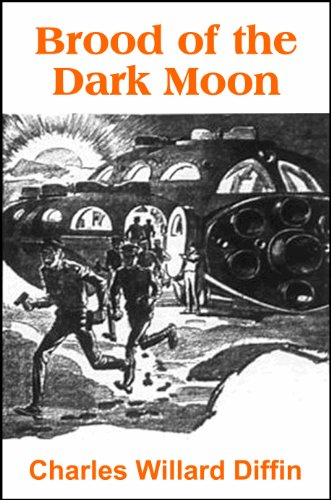 Large book cover: Brood of the Dark Moon