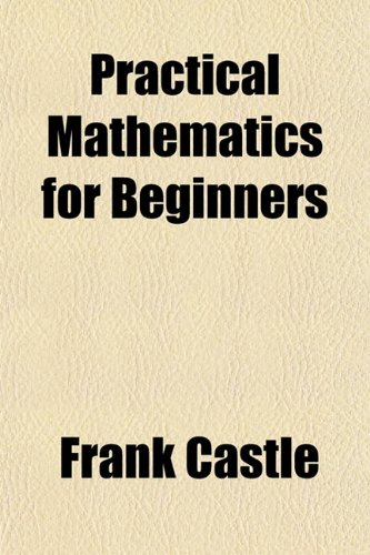 Large book cover: Practical Mathematics for Beginners