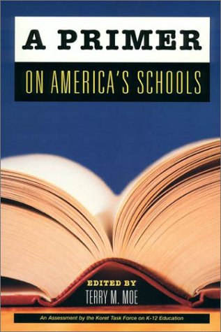 Large book cover: A Primer on America's Schools