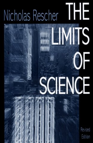 Large book cover: The Limits Of Science