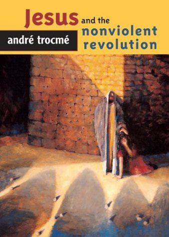 Large book cover: Jesus and the Nonviolent Revolution