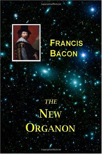 Large book cover: The New Organon