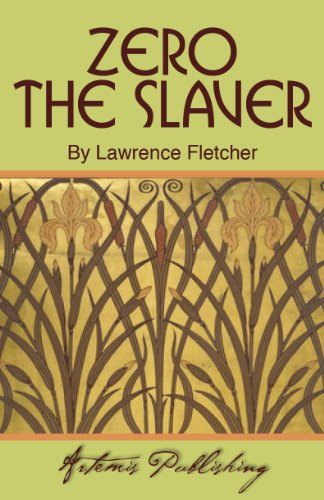 Large book cover: Zero the Slaver