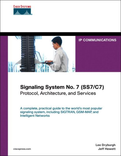 Large book cover: Signaling System No. 7