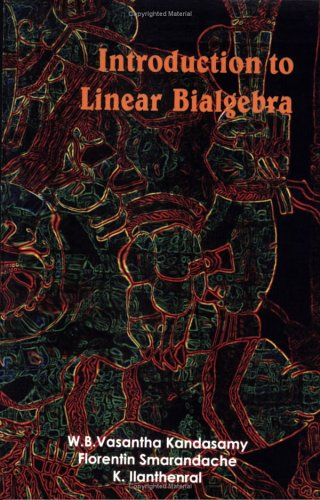 Large book cover: Introduction to Linear Bialgebra