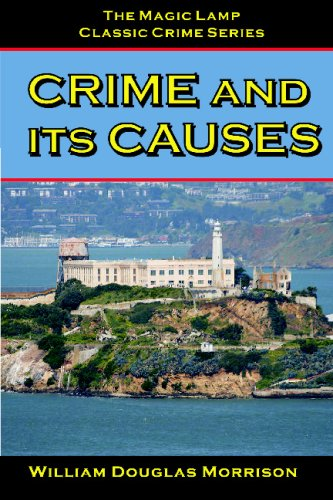 Large book cover: Crime and Its Causes