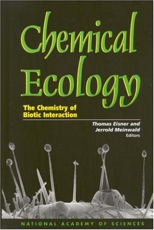 Large book cover: Chemical Ecology: The Chemistry of Biotic Interaction