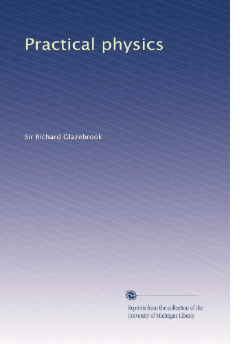 Large book cover: Practical Physics