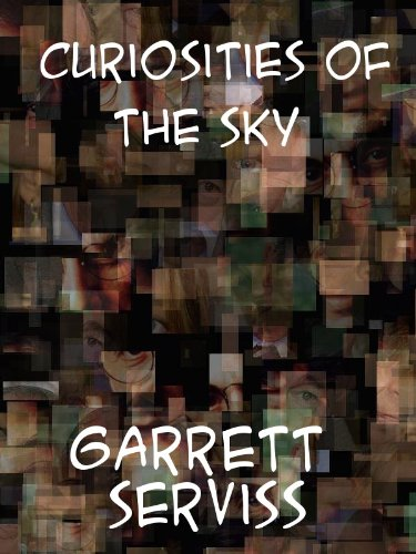 Large book cover: Curiosities of the Sky