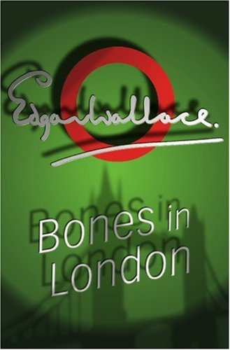 Large book cover: Bones in London