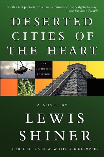 Large book cover: Deserted Cities of the Heart