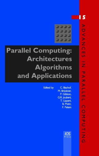Large book cover: Parallel Computing: Architectures, Algorithms and Applications