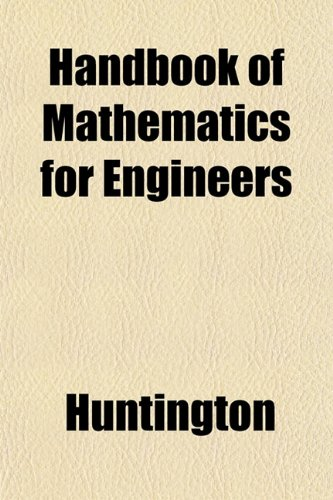 Large book cover: Handbook of Mathematics for Engineers