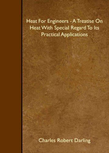 Large book cover: Heat for Engineers