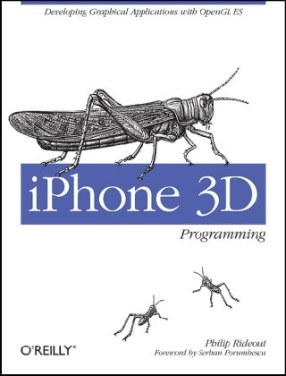 Large book cover: iPhone 3D Programming