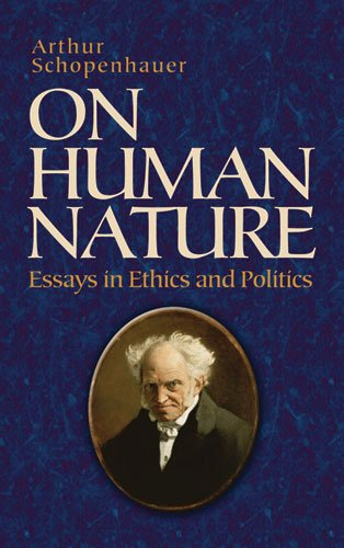 Large book cover: On Human Nature