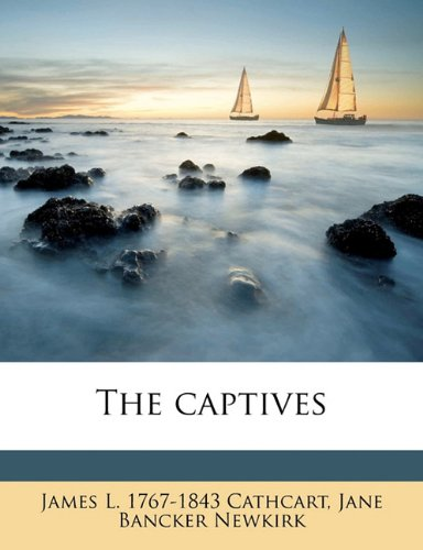 Large book cover: The Captives