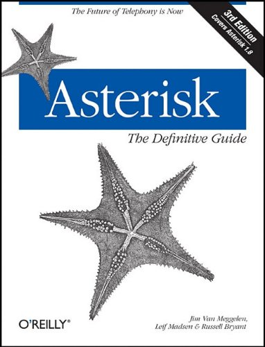 Large book cover: Asterisk: The Definitive Guide