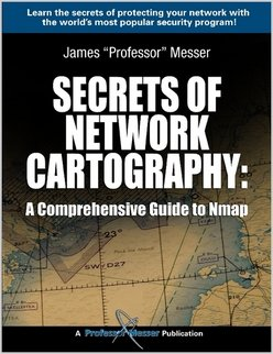 Large book cover: Secrets of Network Cartography: A Comprehensive Guide to Nmap