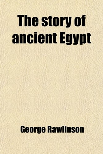 Large book cover: Ancient Egypt