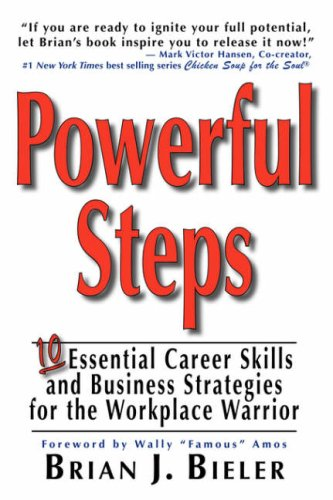 Large book cover: Powerful Steps