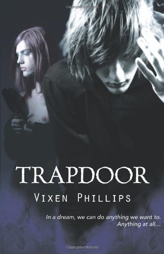 Large book cover: Trapdoor