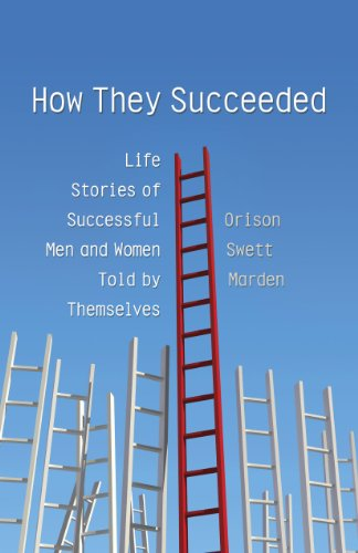 Large book cover: How They Succeeded