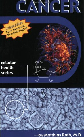 Large book cover: Cellular Health Series: Cancer