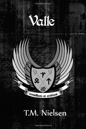 Large book cover: Valle: Book 2 of the Heku Series