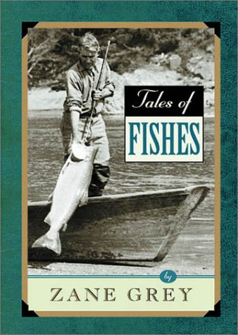 Large book cover: Tales of Fishes