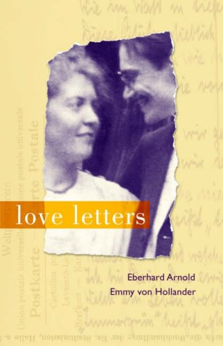 Large book cover: Love Letters