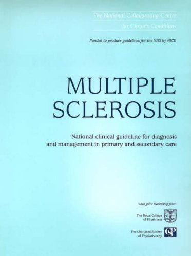 Large book cover: Multiple Sclerosis