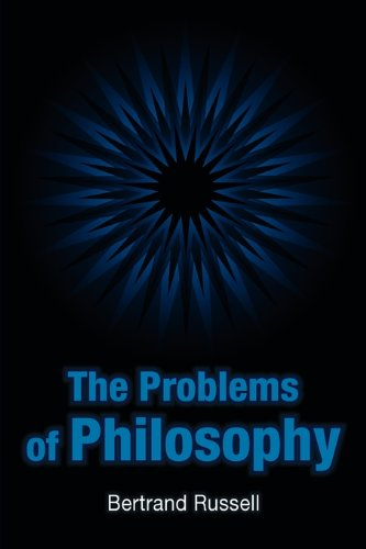 Large book cover: The Problems of Philosophy