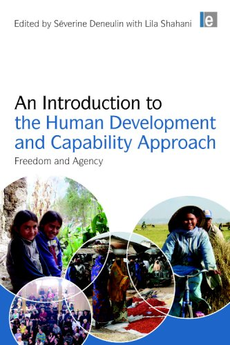 Large book cover: An Introduction to the Human Development and Capability Approach