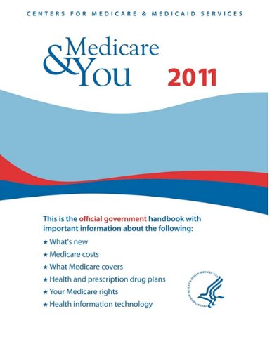Large book cover: Medicare and You