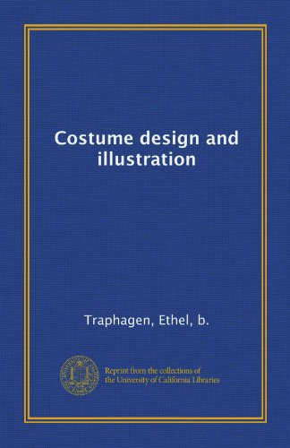 Large book cover: Costume Design and Illustration