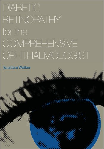 Large book cover: Diabetic Retinopathy for the Comprehensive Ophthalmologist