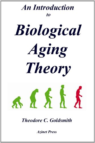 Large book cover: An Introduction to Biological Aging Theory