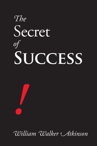 Large book cover: The Secret of Success
