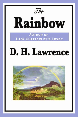 Large book cover: The Rainbow