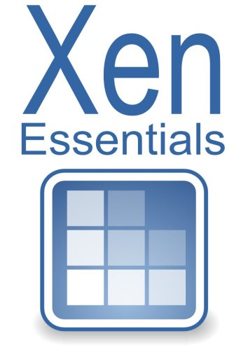 Large book cover: Xen Virtualization Essentials