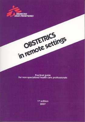 Large book cover: Obstetrics in Remote Settings