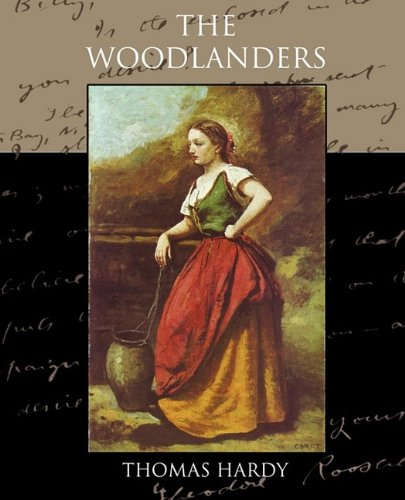 Large book cover: The Woodlanders