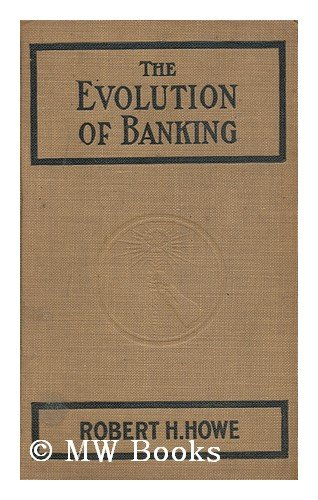 Large book cover: The Evolution of Banking