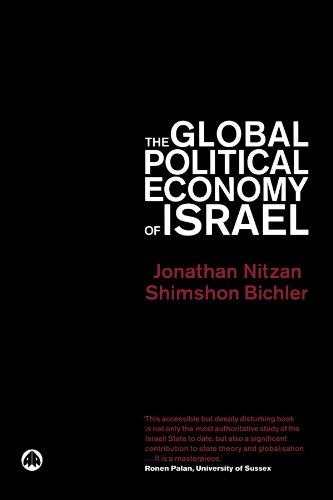 Large book cover: The Global Political Economy of Israel