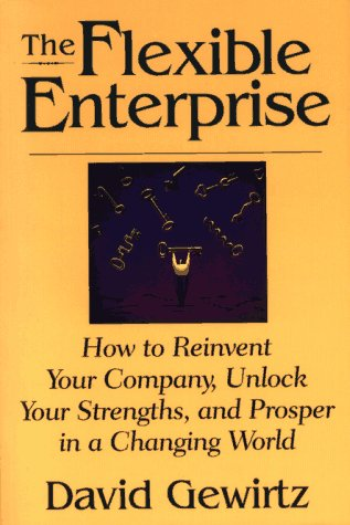 Large book cover: The Flexible Enterprise