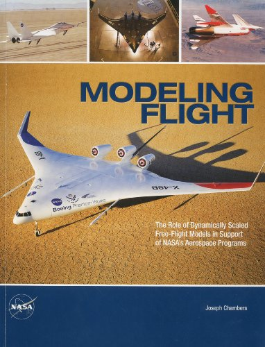 Large book cover: Modeling Flight