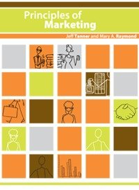 Large book cover: Principles of Marketing